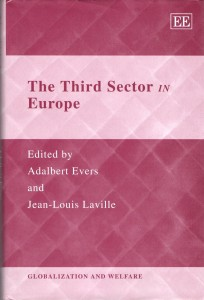 Defining the Third Sector in Europe